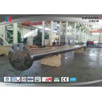 Wholesale DIN Standard Carbon Steel Forgings 50T DG20Mn Marine Intermediate Shaft from china suppliers