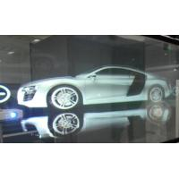 Wholesale 3D Holographic Rear Projection Film Adhesive Self Glass 170° View Angle from china suppliers