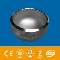 Buy cheap stainless steel cap 304/304L seamless from wholesalers