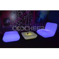 Wholesale Wonderful Nightclub Led Coffee Table Led Bar Furniture Durable from china suppliers
