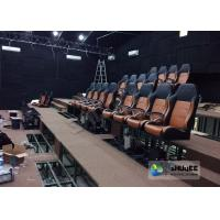 Wholesale Comfortable 4D Cinema Seat With Pu Or Genuine Leather Seats from china suppliers