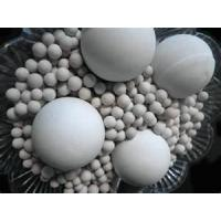 Quality high strength and tenacity Wear-resistance aluminium oxide ceramic ball chemical industry for sale