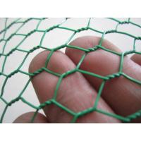 "Wholesale 1/2"" Vinyl Coated Hexagonal Wire Netting / PVC hex wire netting from china suppliers"