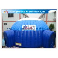 Wholesale Customized Inflatable Air Tent Inflatable Igloo Marqueein Trade Show Displays from china suppliers
