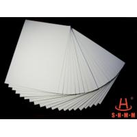 Quality Biological Laboratory Moisture Absorbent Paper 400*305mm Natural Fiber Made , 0.8mm Thickness for sale