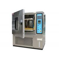 Buy cheap Programmable Temperature Humidity Chamber with 350*450 mm Viewing Window from wholesalers