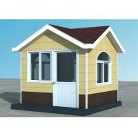 Wholesale 90mm Rock Wool Light Steel Frame Construction Homes Prefab Modular House Granny Unit from china suppliers