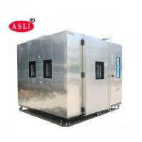 Buy cheap Walk-in Temperature Humidity Testing Room,  Environmental Walk-in Chamber from wholesalers