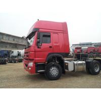 Wholesale Howo7 6X4 Tractor Trailer Truck LHD 10 Wheels HW 79 High Roof Cab Two Berths 102 km / h from china suppliers
