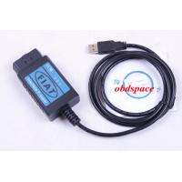 Wholesale 16 - Bit MPU 125 / 134 kHz, K - line Fiat Scanner Auto Diagnostic Interface from china suppliers