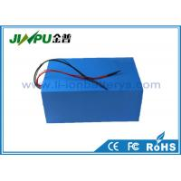 Wholesale 18650 48v 10Ah Deep Cycle Battery Pack Lithium Ion For Electric Bike from china suppliers