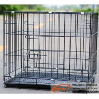 Buy cheap Folding wire cat cages from wholesalers