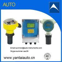 Wholesale 2015 New ultrasonic water tank level meter and level indicator Made In China from china suppliers