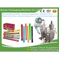 Buy cheap stainless steel high quality ice rolly packaging machine bestar packaging machine from wholesalers