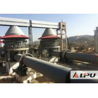Wholesale 600 - 1000tpd Active Lime Rotary Kiln For Dolomite Calcination Dry And Wet Type from china suppliers
