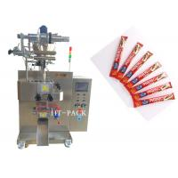 Wholesale 1-50g PET / PE Bag Drip Coffee Packing Machine With Belt Feeding from china suppliers