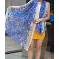 Wholesale 00144 series printing voile for shawl from china suppliers