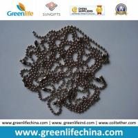 Wholesale Chinese Manufacturer Supply 1.0mm-12mm Beaded Ball Shape Metal Chain from china suppliers