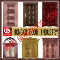 Wholesale Steel Security Door (HXD-038) from china suppliers