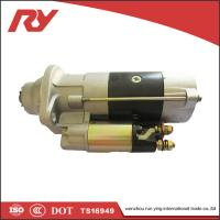 Buy cheap 24V Automotive Starter Motor , Auto Spare Parts Mitsubishi Replacement from wholesalers