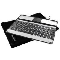 Wholesale Custom 245mm*190mm* 8.5mm Aluminum Ipad 3 bluetooth keyboard  case from china suppliers