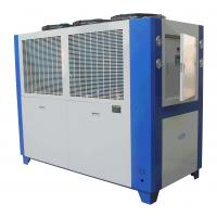 Wholesale Electronic Industrial Scroll Type Air To Water Chiller / Air Cooled Chiller Unit from china suppliers