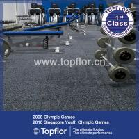Wholesale Exercise Flooring Rubber flooring Rolls from china suppliers