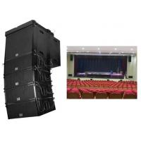 Quality Small 8 Inch Line Array PA Systems Neodymium Tweeter Passive Loudspeakers for sale