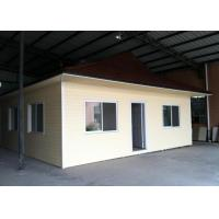 Wholesale Customized Prefab Bungalow Modular Homes Flat Packed With East Timor Style Roof from china suppliers