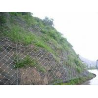 Professional Flexible tecco Mining Mesh Slope Protection System   supplier