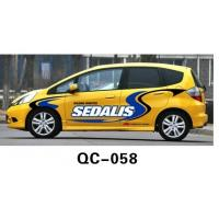 Wholesale Car Decoration PVC Water Proof Car Body Sticker QC-058C  from china suppliers