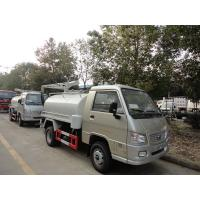 Wholesale HOT SALE! FOTON 4*2 2cbm fecal suction truck/fecal vacuum truck, Factory sale best price forland mini vacuum truck from china suppliers