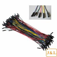 Quality 200mm 1p to 1p female to female jumper wire Dupont cable for Arduino 20cm for sale