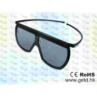 Wholesale RealD / Master Image Cinema Circular polarized movie 3D glasses  from china suppliers