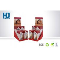 Wholesale Recyclable Advertising Portable Cardboard Counter Display Boxes For Medicine from china suppliers