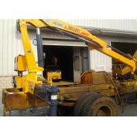 Wholesale CE truck mounted knuckle boom cranes , truck mobile crane Hydraulic Arm from china suppliers