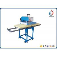 Wholesale Pneumatic Digital T Shirt Printing Press Machine Multicolor Double Station from china suppliers