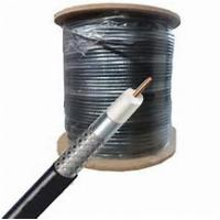 Wholesale 95% AL Braiding RG59 CATV Coaxial Cable 20 AWG CCS Conductor CM Rated PVC Jacket from china suppliers