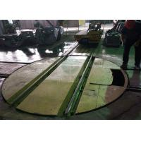 Buy cheap The most hot sale 10 t Motorized turntable for energy industry from wholesalers