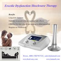 Wholesale Low Energy Defocused Extracorporeal Generated Shockwave Therapy Machine Electric Magnetic from china suppliers