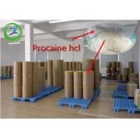 Buy cheap Hot Sale Local Anesthetic Procaine HCl  to Europe countries with Delivery Guarantee from wholesalers