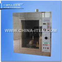 Wholesale Flammability test UL746 Flame Retardant Tester from china suppliers