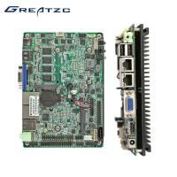 Wholesale 3.5 Inch Mini Fanless Intel Ivy Bridge Motherboard With Integrated HD Graphics Card from china suppliers