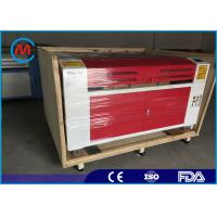 Wholesale Small 40W CO2 Leather Laser Engraving Machine Water Cooling CE Certification from china suppliers