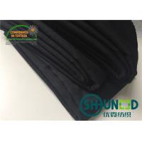 Wholesale Fusible Interlining for Apparel Industry 140gsm heavy weight interlining from china suppliers