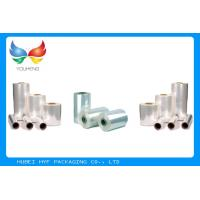 Wholesale 50% Heat Shrinkable PVC Sleeves Shrink Film Rolls For Tamper Proof Shrink Seals from china suppliers