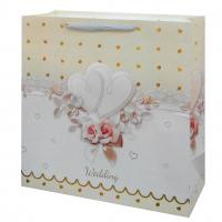 Quality Luxury Creative Wedding Paper Gift Bags for sale