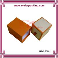 Wholesale OEM ODM custom made candle packaging paper gift box paper packaging gift box ME-CE009 from china suppliers