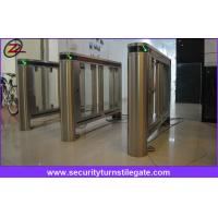 Wholesale Fully Automatic Speedgate Turnstile For Access Control System from china suppliers