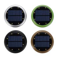Wholesale 8pcs led solar powered led ground lights from china suppliers